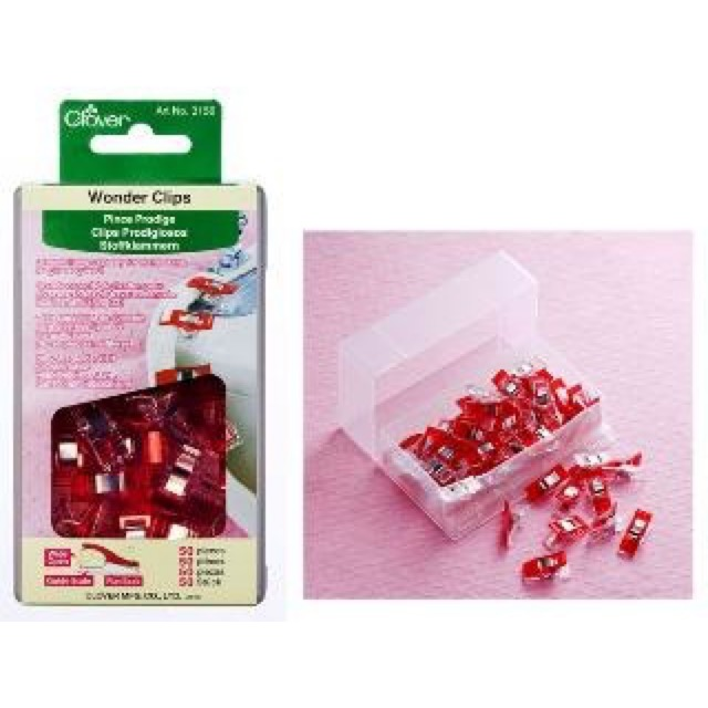Wonder Clips - 50 count - AmysCreativeSide.com