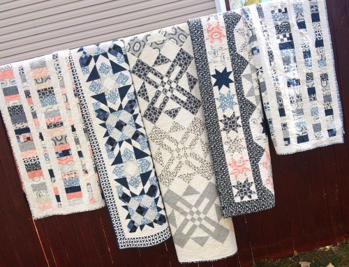 Serenity & Serenity Quilt Patterns