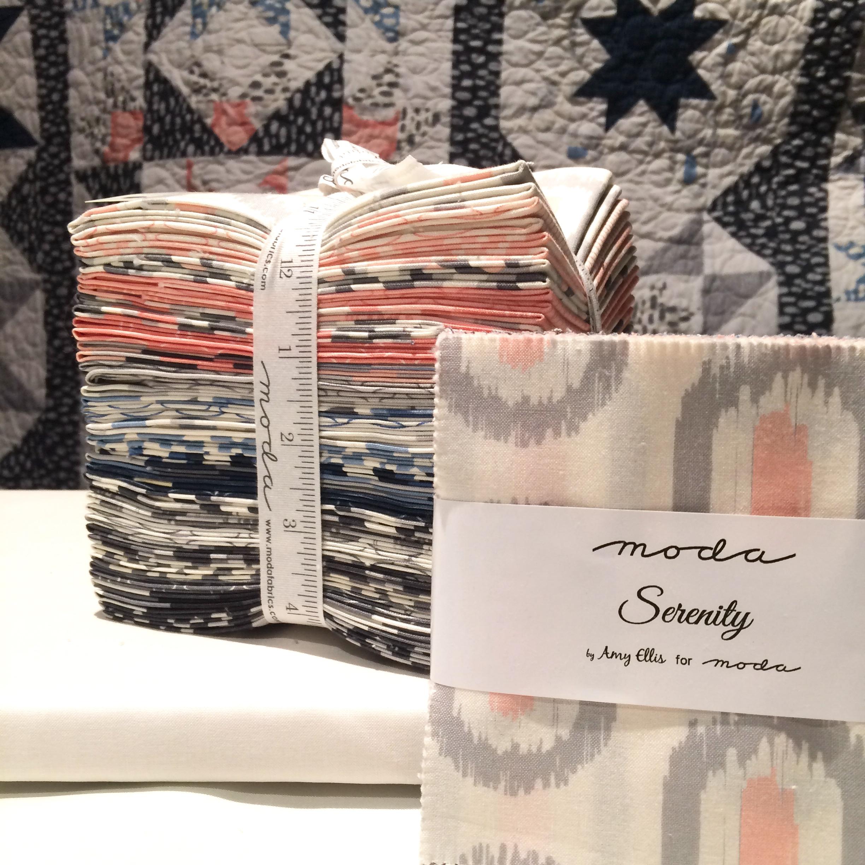 Serenity by Amy Ellis for Moda Fabrics - #showmethemoda - AmysCreativeSide.com