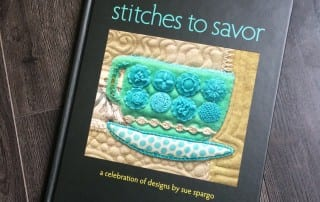 Stitches to Savor - AmysCreativeSide.com