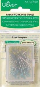 fine pins