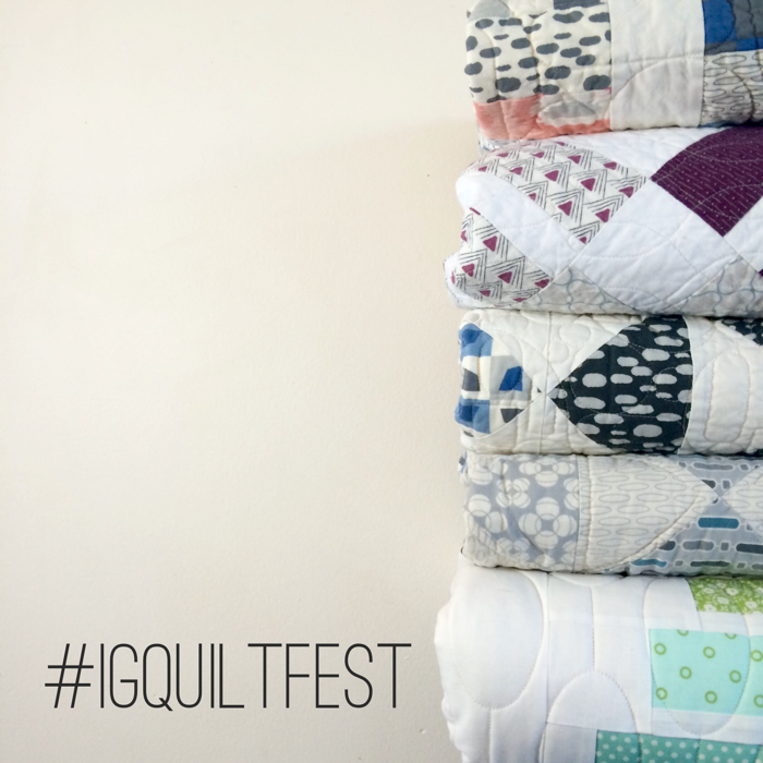 #IGquiltfest coming soon! Click over for details - AmysCreativeSide.com