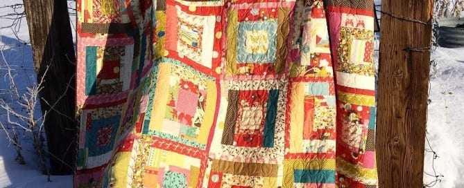 My Wonderland Quilt - AmysCreativeSide.com
