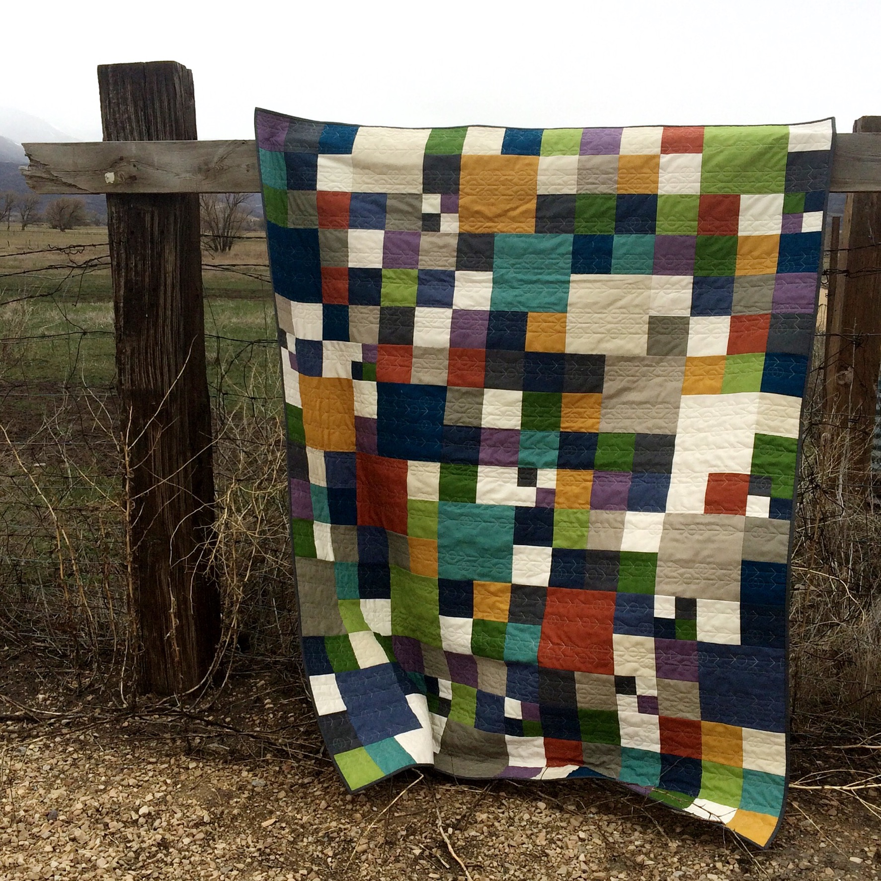 Talk of the Town Quilt