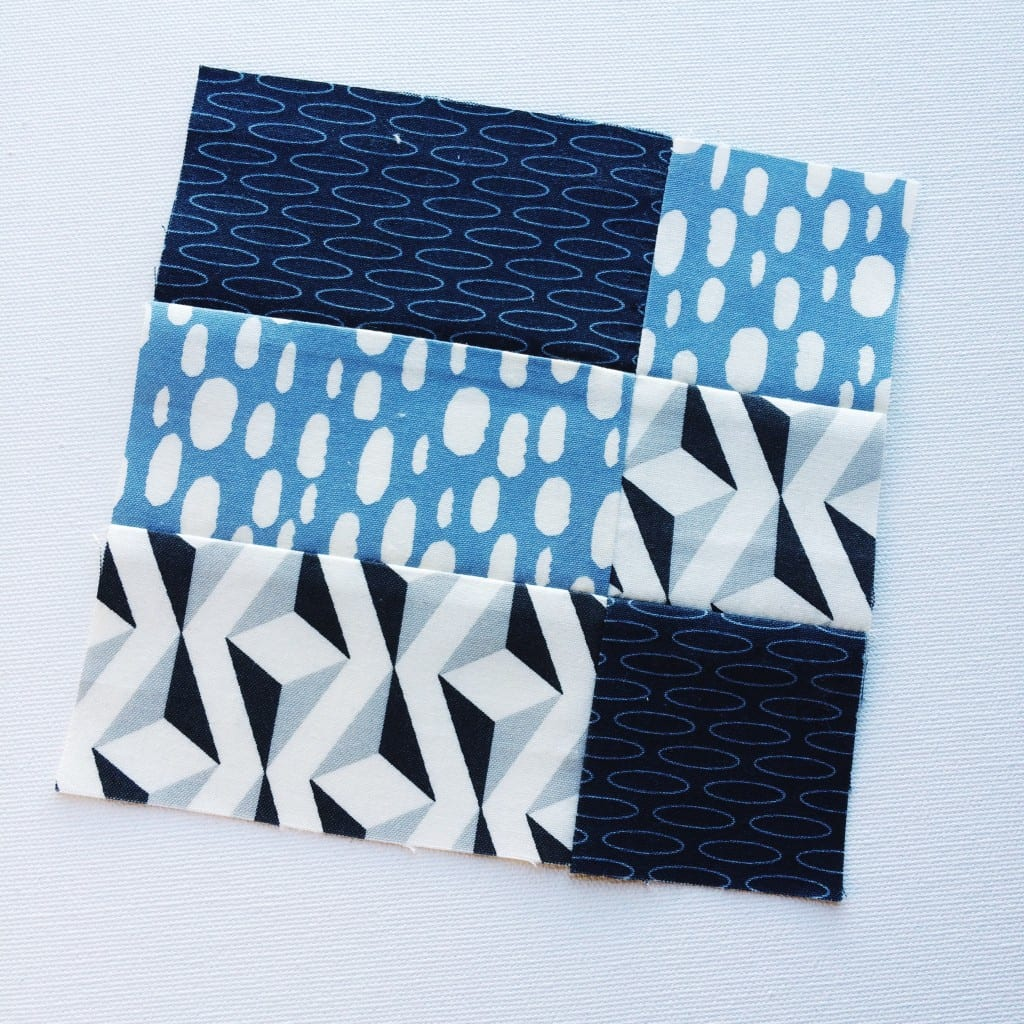Beginner's Luck Block - National Quilting Month with Baby Lock - AmysCreativeSide.com