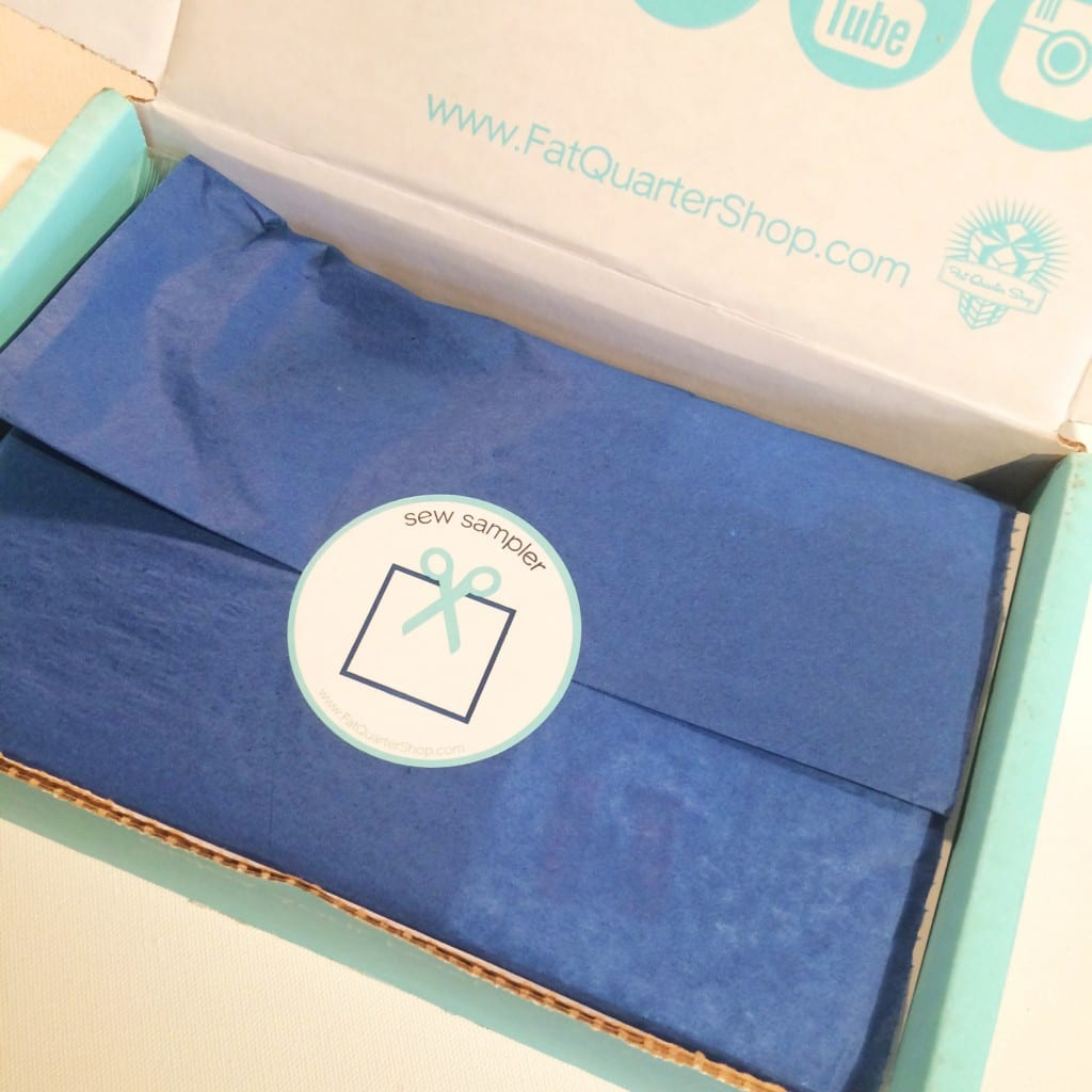 Sew Sampler Subscription Box - AmysCreativeSide.com