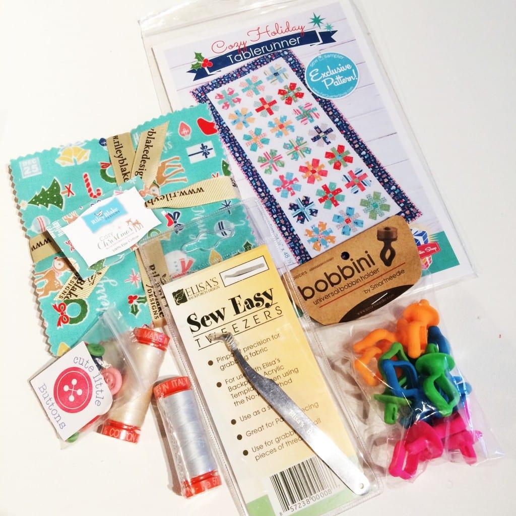 Sew Sampler Subscription Box - AmysCreativeSide.com