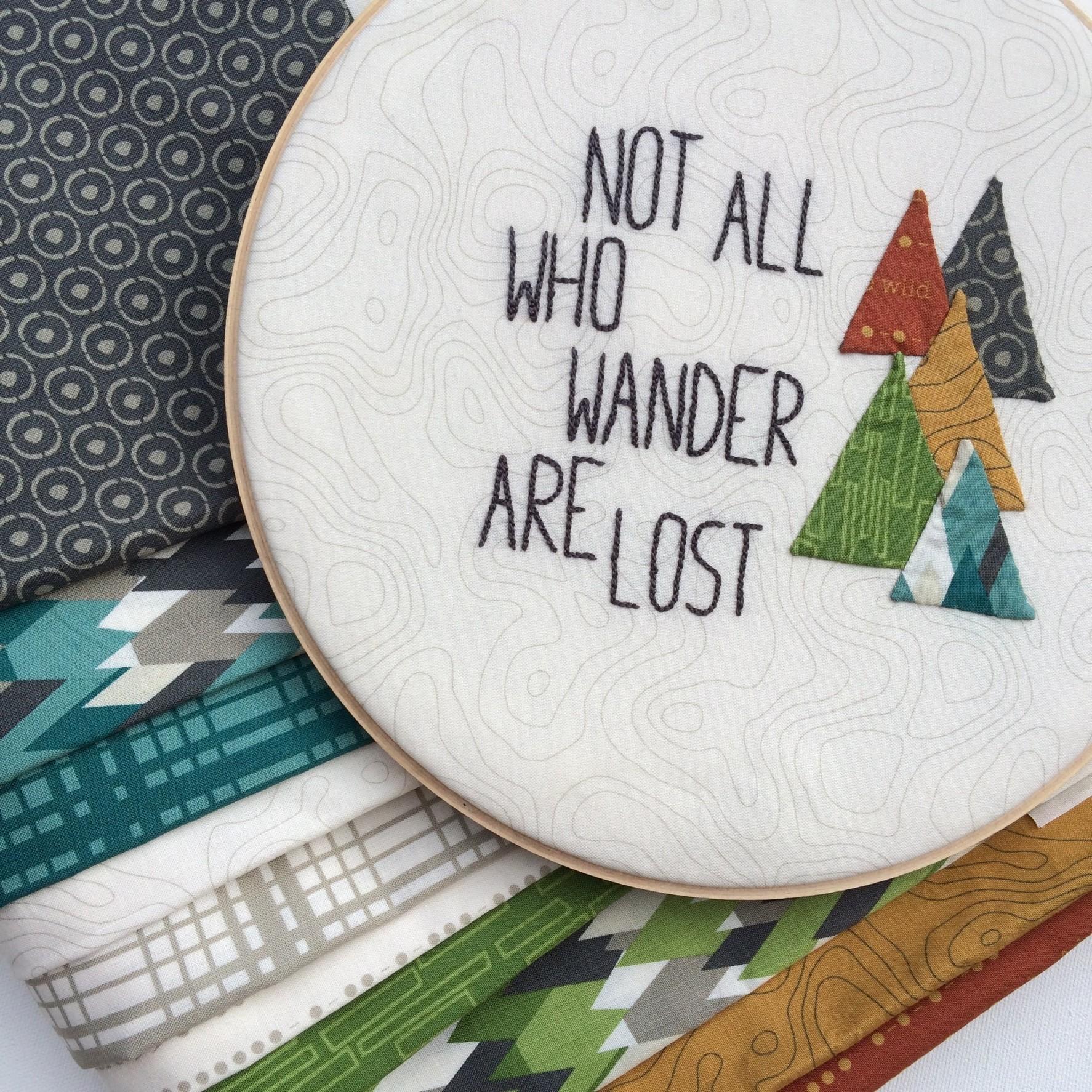 Adventures Fabric