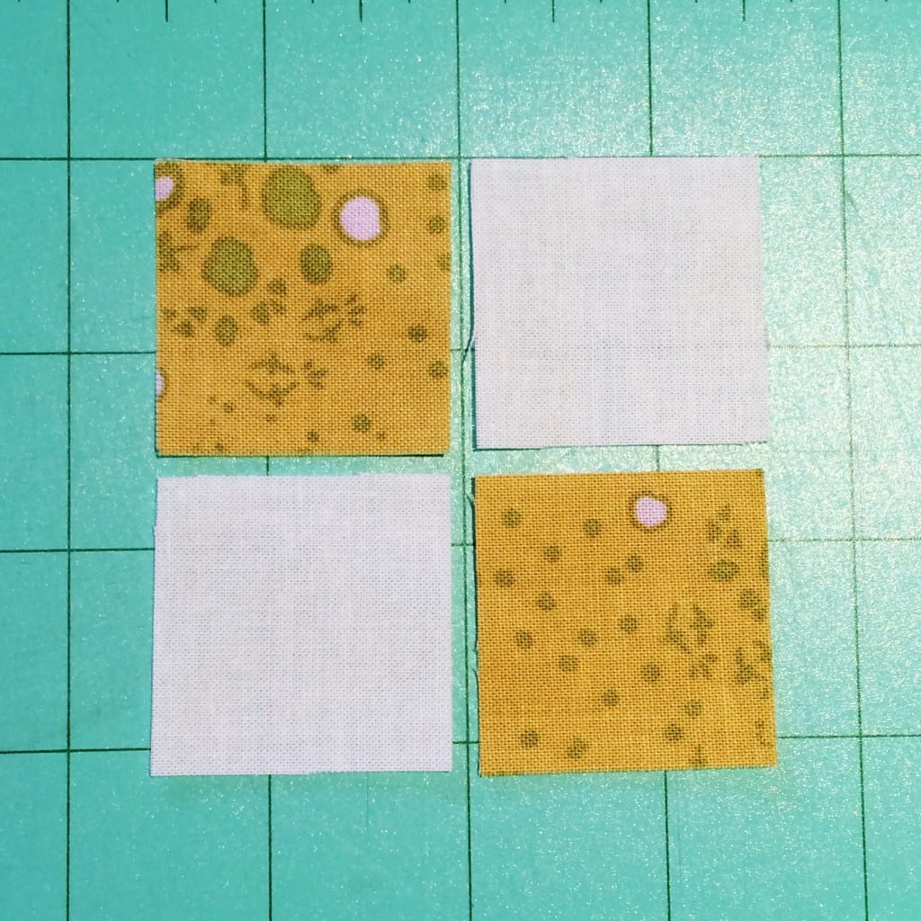 Quilter's Basics - Four Patch Units any size! - AmysCreativeSide.com