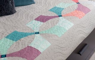 Abloom from Modern Heritage Quilts by Amy Ellis - AmysCreativeSide.com