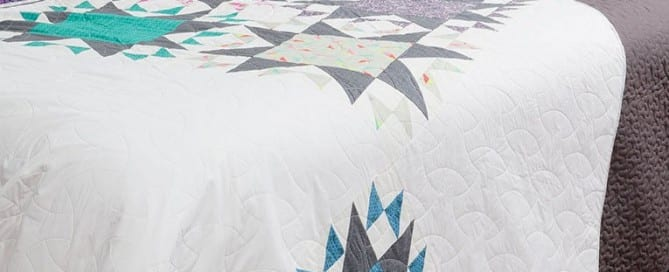 Superstar from Modern Heritage Quilts by Amy Ellis - AmysCreativeSide.com