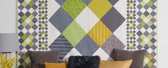 Chic Mania from Modern Heritage Quilts by Amy Ellis - AmysCreativeSide.com