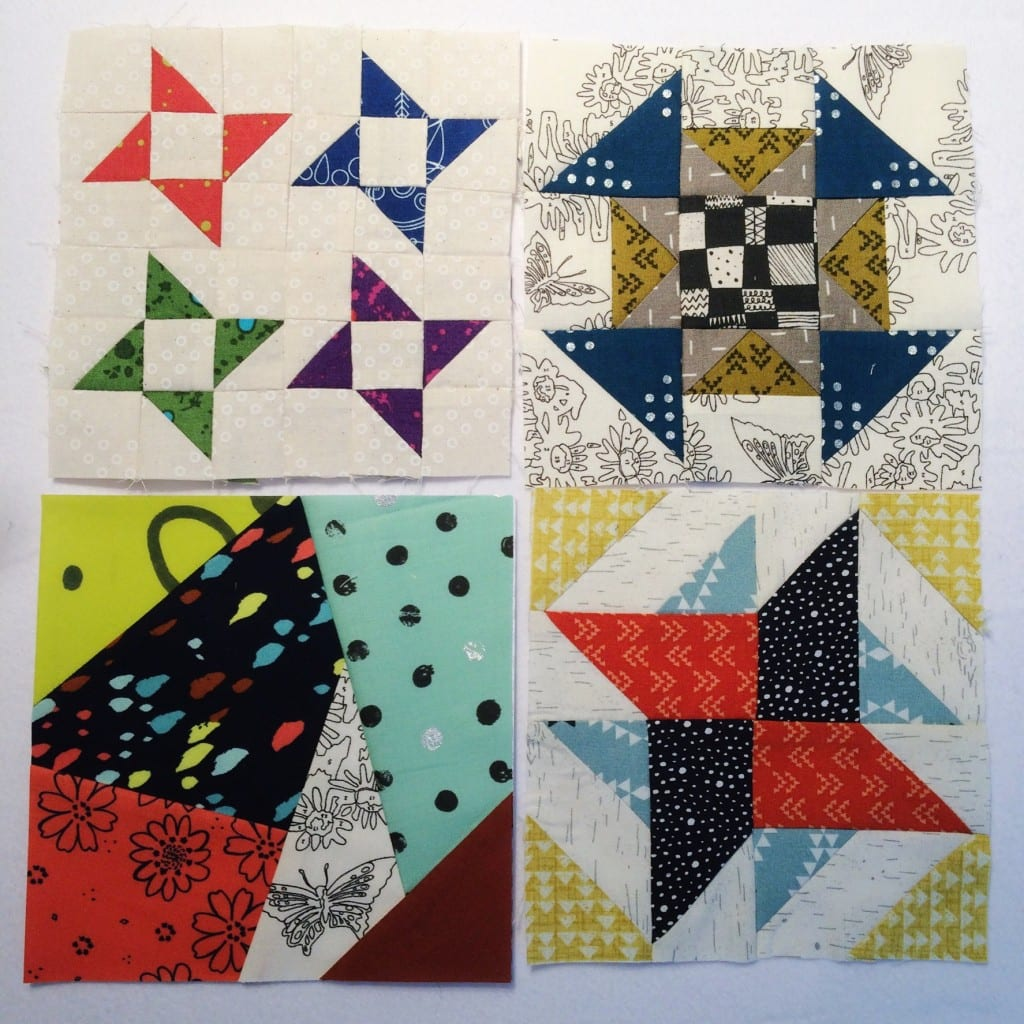 A Few Splendid Sampler Blocks - AmysCreativeSide.com