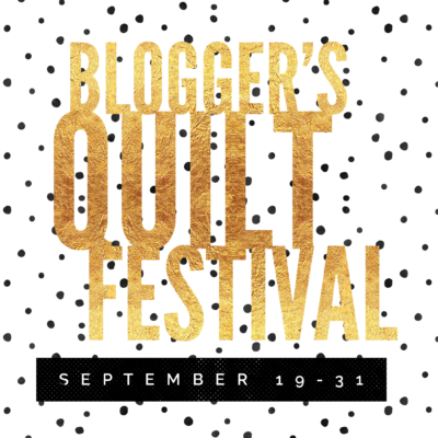 Coming Soon :: Blogger's Quilt Festival!