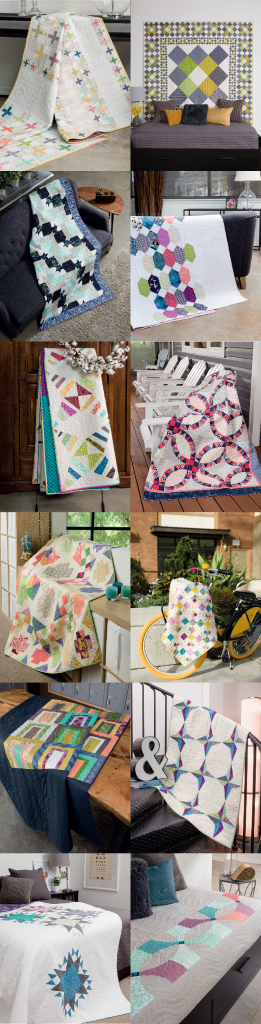 The Quilts of Modern Heritage Quilts by Amy Ellis - Amy'sCreativeSide.com