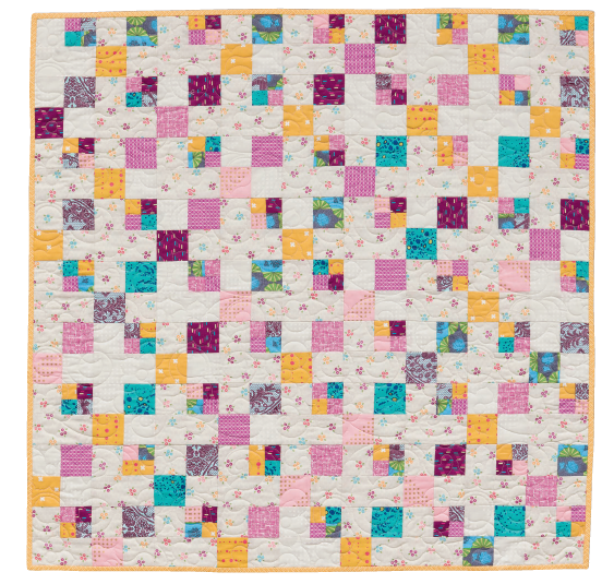Double Dutch from Modern Heritage Quilts by Amy Ellis - AmysCreativeSide.com