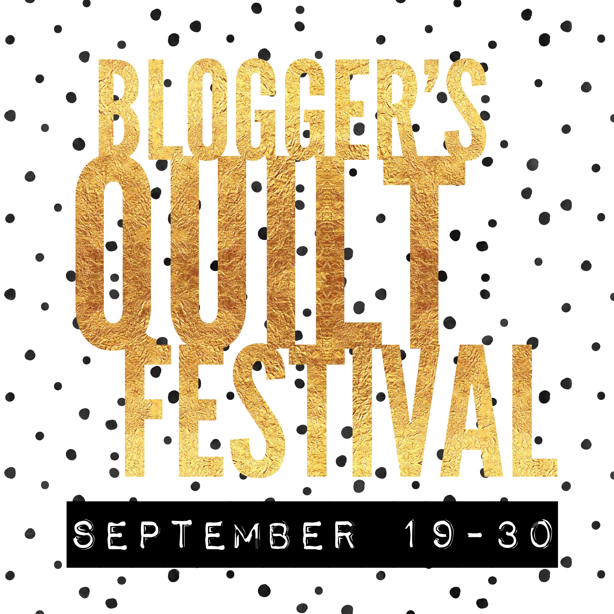 Blogger's Quilt Festival — Applique Quilt Cateogory
