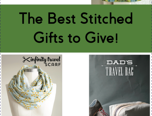 The Best Stitched Gifts to Give!