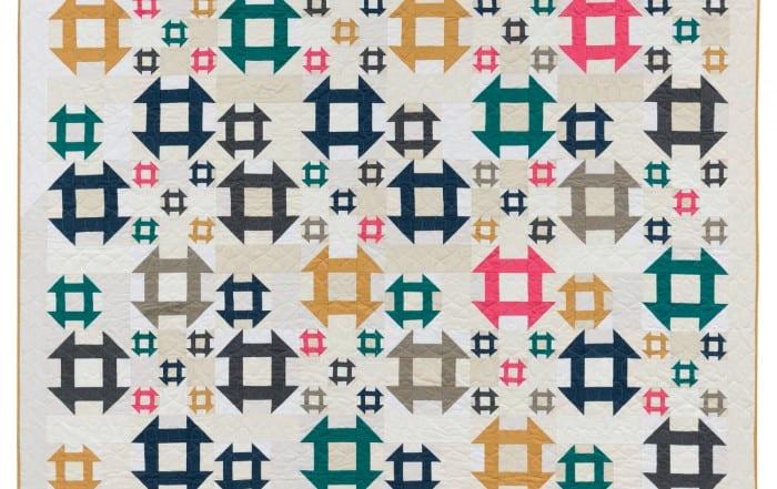 Churn Dash Daze by Amy Ellis - AmysCreativeSide.com