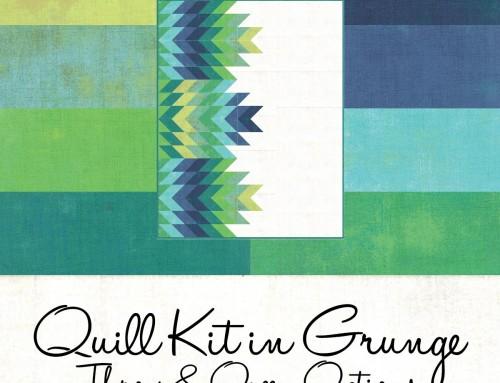 Quill Pattern + Kits!
