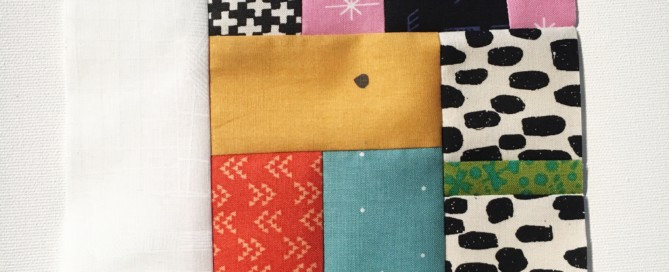 #100DaysofQuiltImprov Day 46 by Amy Ellis - Amyscreativeside.com