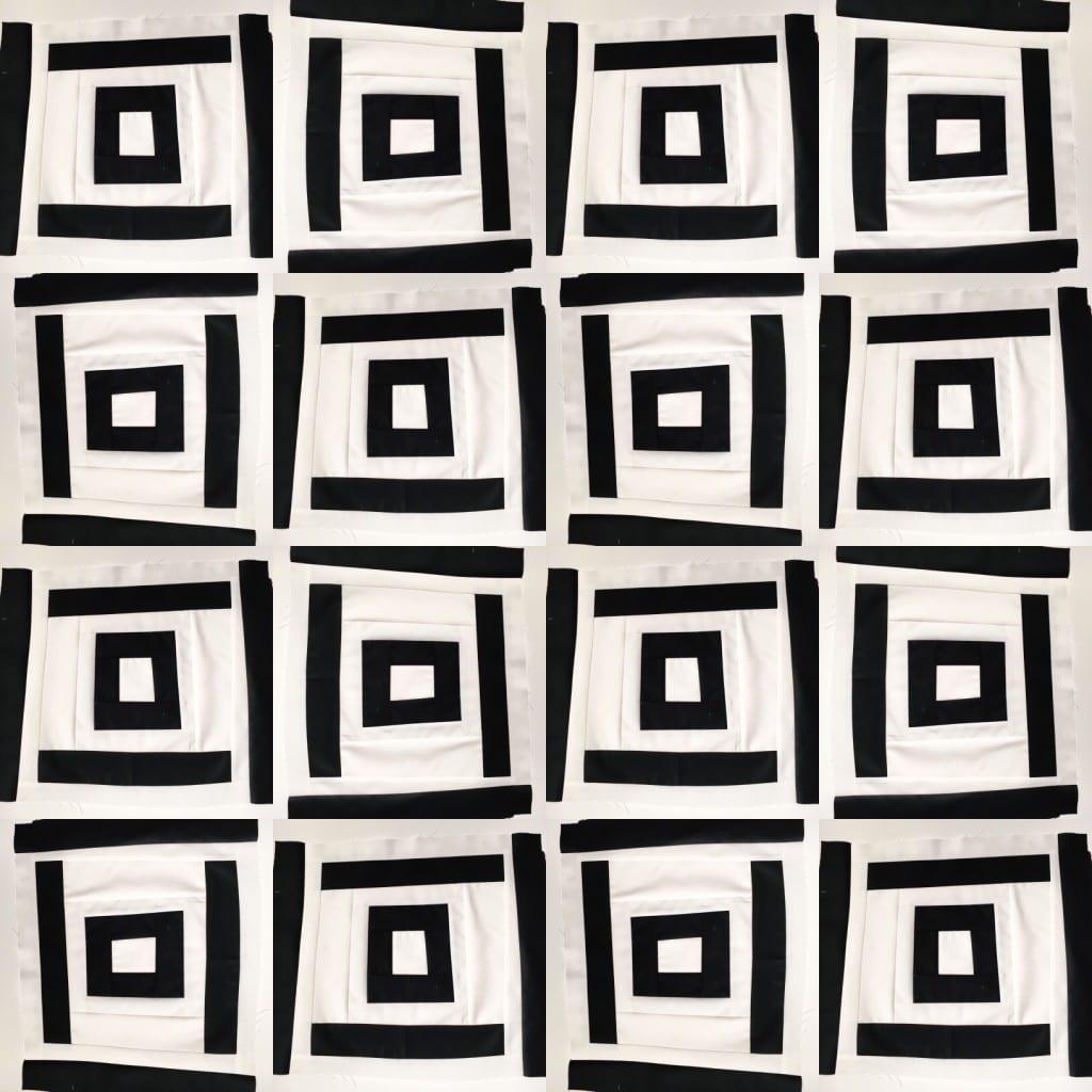 #100DaysofQuiltImprov Mock up Quilt by Amy Ellis - Amyscreativeside.com