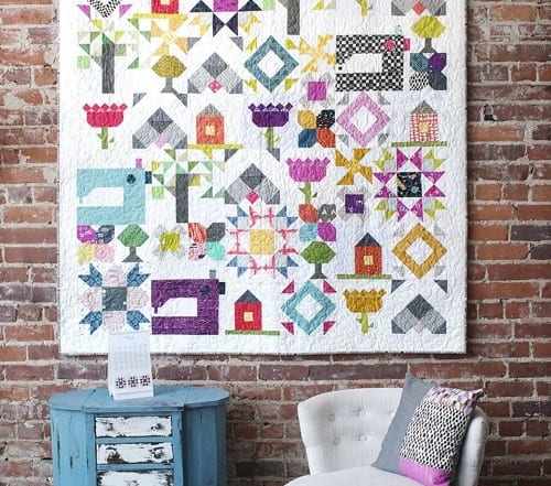 Heartland Heritage by Amy Ellis for Inspiring Stitches