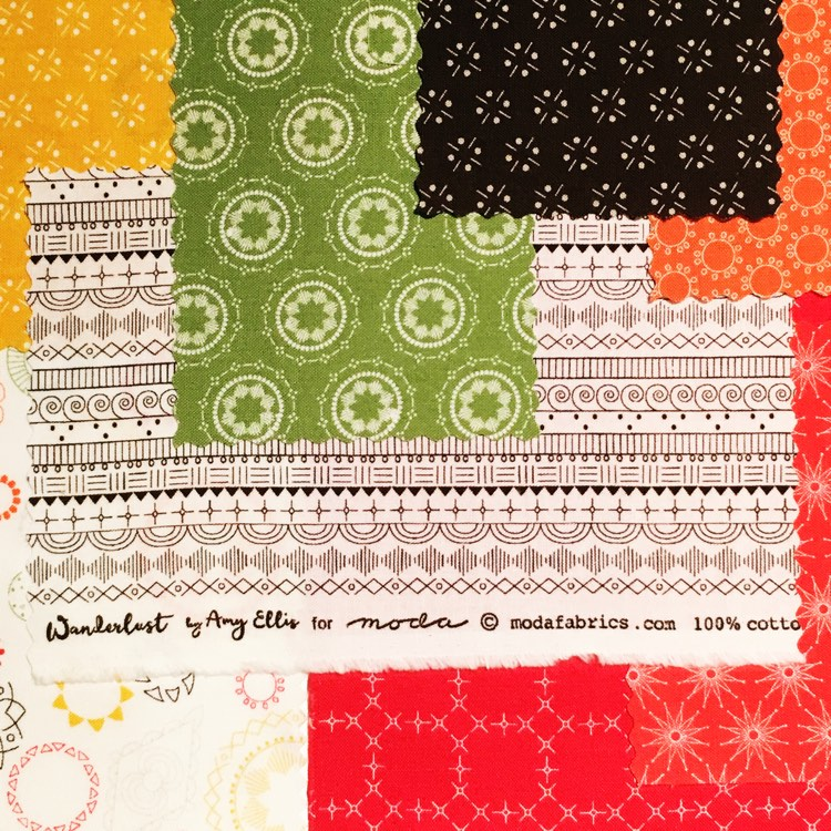 Wanderlust by Amy Ellis for Moda Fabrics
