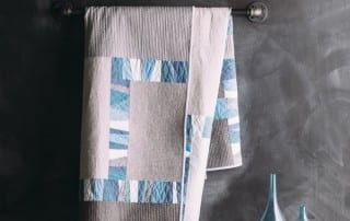 Mellow Grids by Amy Ellis for Curated Quilts Issue #1
