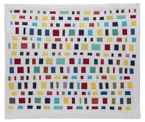 Confetti by Maria Shell in Improv Patchwork
