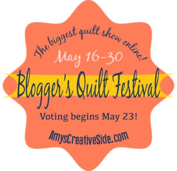 Spring '14 Blogger's Quilt Festival - AmysCreativeSide.com