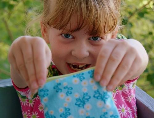 Sewing With Kids — Week 6