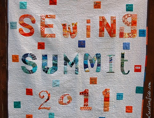 The Sewing Summit – My Recap
