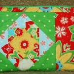Paper Pieced Zip Pouch Tutorial