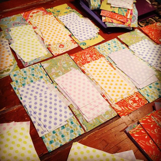 pretty piles - AmysCreativeSide.com