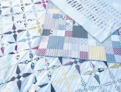 Chic Neutrals Quilt Patterns