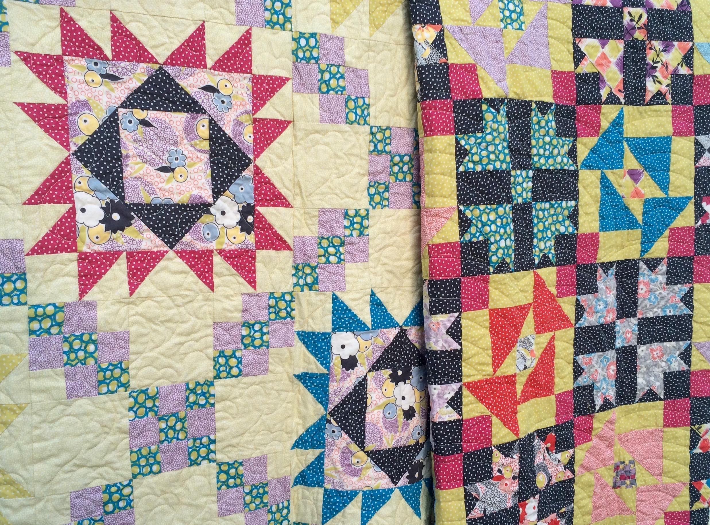 Gardenvale Quilt Kits!