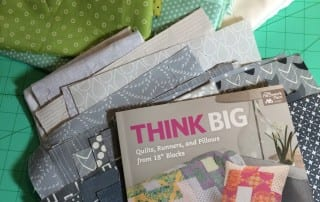 Think Big Quilt Along with Amy Ellis - AmysCreativeSide.com