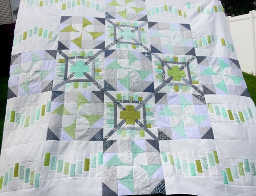 Think Big Quilt-Along : Quilt Top