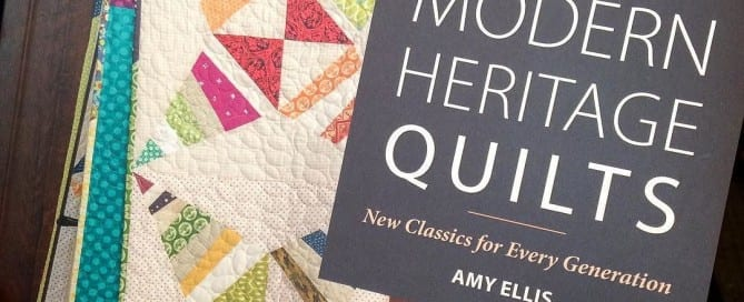 Modern Heritage Quilts by Amy Ellis - AmysCreativeSide.com