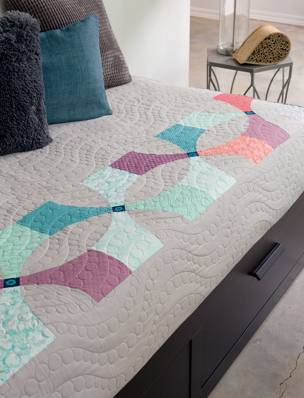 Modern Heritage Quilts :: Abloom