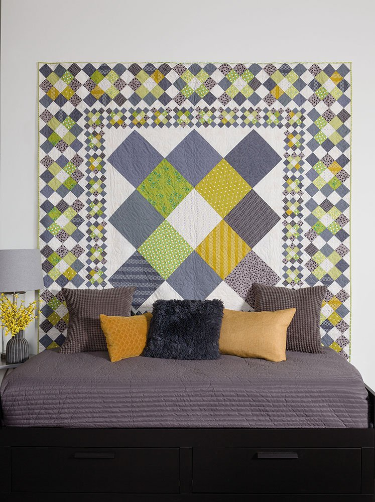 Modern Heritage Quilts :: Chic Mania