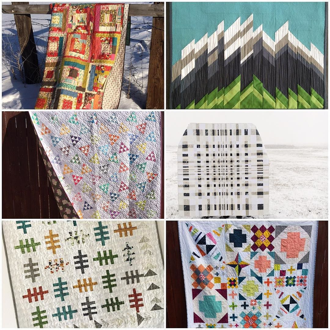 My 2016 Favorite Quilt Finishes
