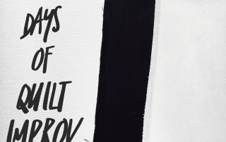 #100DaysOfQuiltImprov - Amy Ellis - AmysCreativeSide.com
