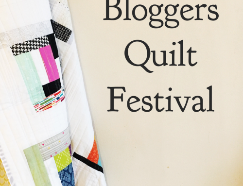 Blogger's Quilt Festival :: Fall 2018 Edition