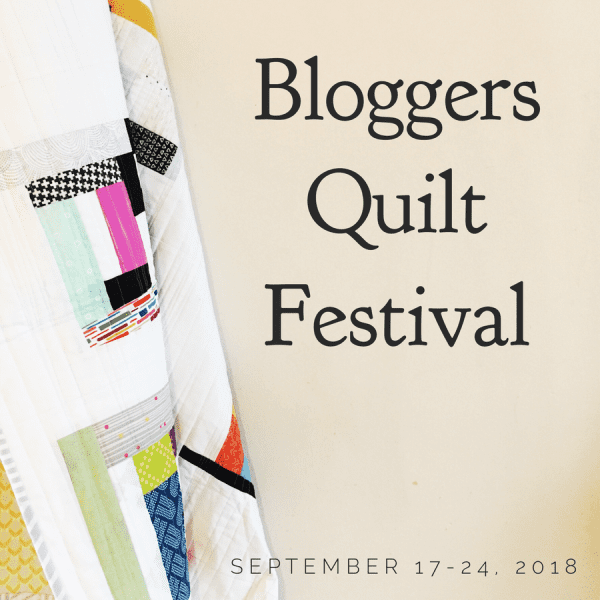 Blogger's Quilt Festival Fall 2018 - AmysCreativeSide.com