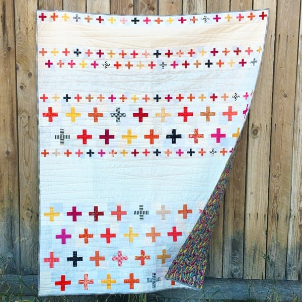 Comfort Quilt by Amy Ellis - from Modern Heritage Quilts