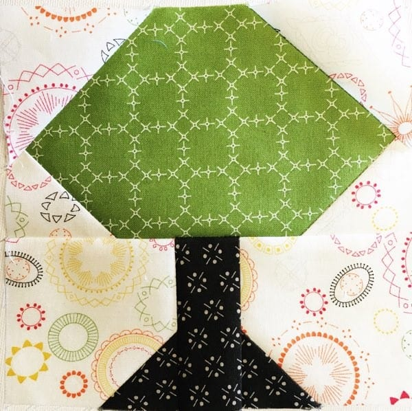 Heartland Heritage Tree Block for December
