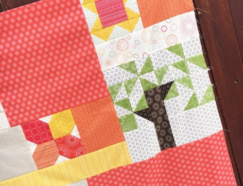 Heartland Heritage – Baby Quilt Option