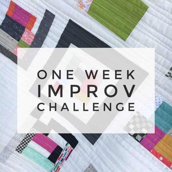 7 Day Improv Challenge with Amy Ellis